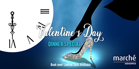 (313@somerset) Valentine's Day Dinner Special  @ M tickets