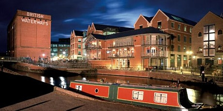 Enchanted Water Storytelling on a Canal Boat tickets