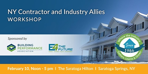 New York Contractor & Industry Allies Workshop