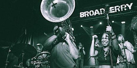 No BS! Brass tickets