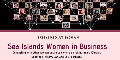 Sea Islands Women In Business Meeting tickets