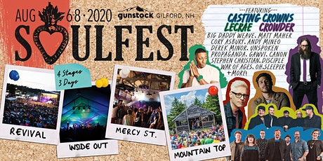 SOULFEST tickets
