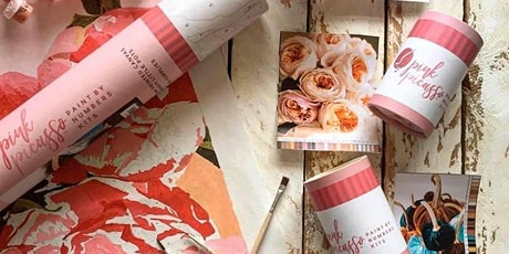 Paint By Numbers Workshop tickets