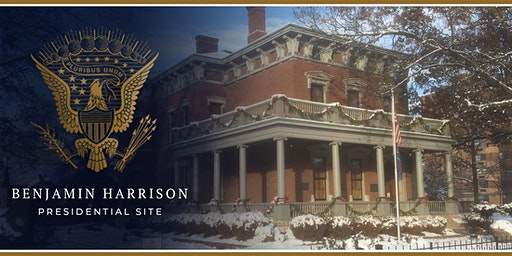 Tours of the Benjamin Harrison Presidential Site 2020