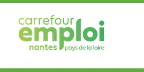 Forum Carrefour Emploi Nantes /Pays de la Loire billets