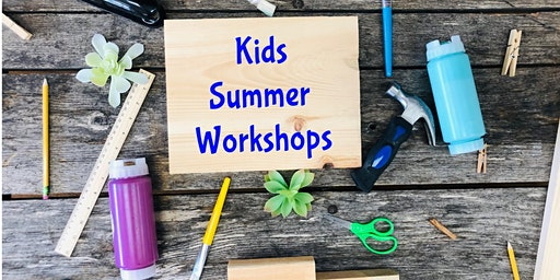 Whitinsville Crafty Nest Kids DIY'ers in Training Workshop (ages 6-9)