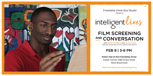 Intelligent Lives Film Screening and Conversation