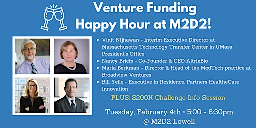 Venture Funding Happy Hour