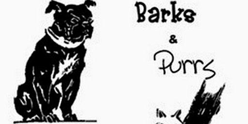 The Colette Project Sarasota presents BARKS & PURRS