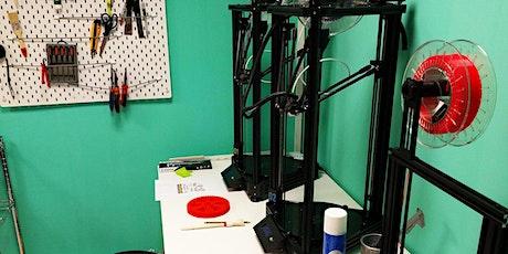 Curso básico de Impresión 3D entradas