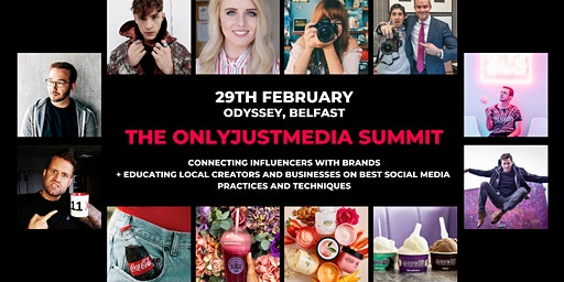 The OnlyJustMedia Summit