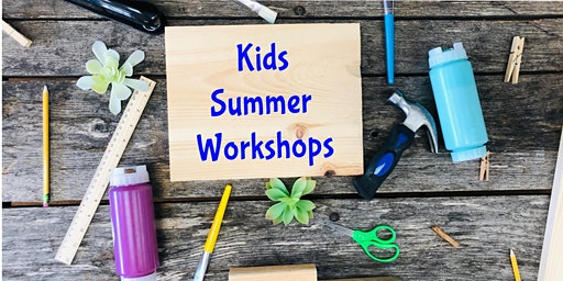 Northborough Crafty Nest Kids DIY'ers in Training Workshop (ages 6-9)
