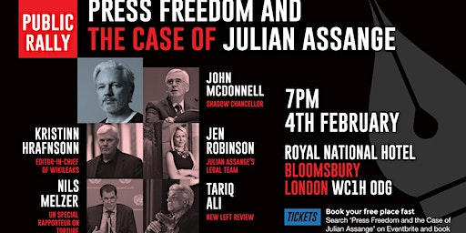Press freedom and the case of Julian Assange
