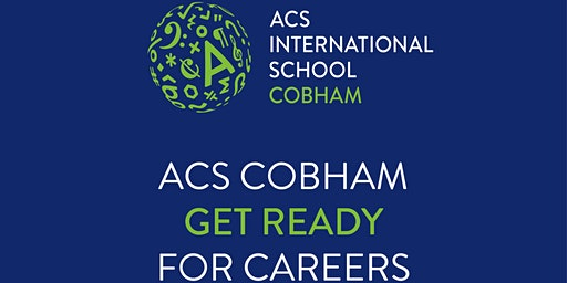 ACS Cobham Get Ready for STEAM Careers