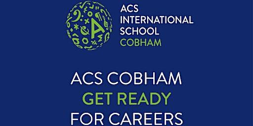 ACS Cobham Get Ready for STEAM Careers