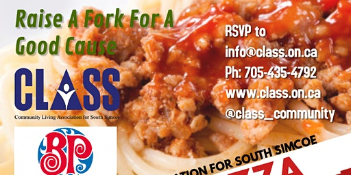 Raise A Fork For A Good Cause