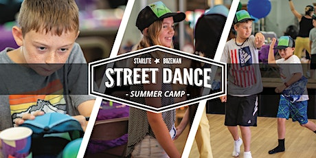 Street Dance Summer camp tickets