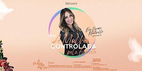Conferência Restituídas 2021 - A Mulher Controlada tickets