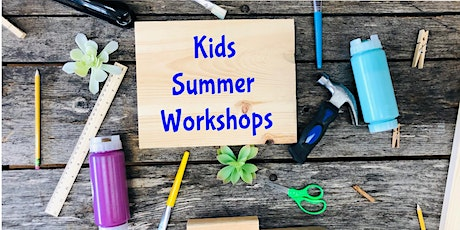 Northbrough Crafty Nest Kids DIY'ers in Training Workshop (Ages 6-9) tickets