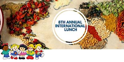 8th Annual International Lunch!