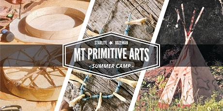 Primitive Arts Summer camp tickets