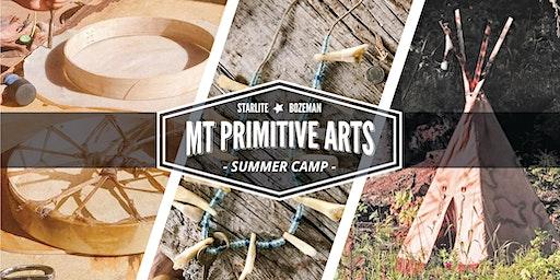 Primitive Arts Summer camp