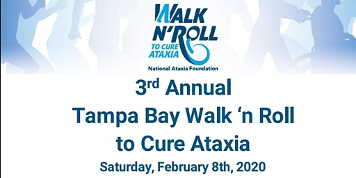 Tampa Bay Walk 'n Roll to Cure Ataxia