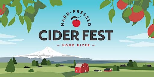 2020 Hood River Cider Fest - Restaurant Application