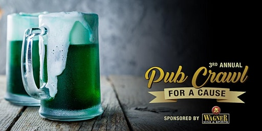 3rd Annual Pub Crawl for a Cause