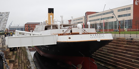 Penn Chair Travel Series: Sites of the Titanic tickets