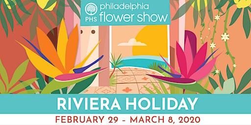 Philadelphia Flower Show Motor Coach Trip