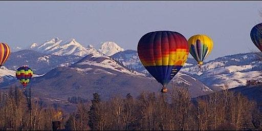 Winthrop Washington Balloon Roundup 2020