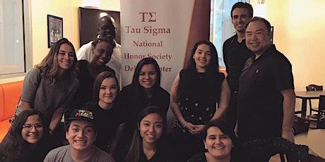 Tau Sigma Spring 2020 Meet and Greet tickets