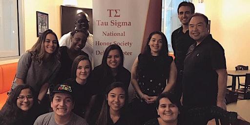 Tau Sigma Spring 2020 Meet and Greet