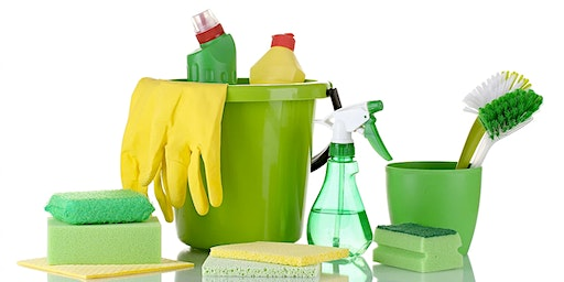Healthy Homes Green Cleaning Class