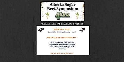 Alberta Sugar Beet Symposium 2020