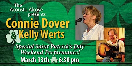 Connie Dover and Kelly Werts 2020 tickets