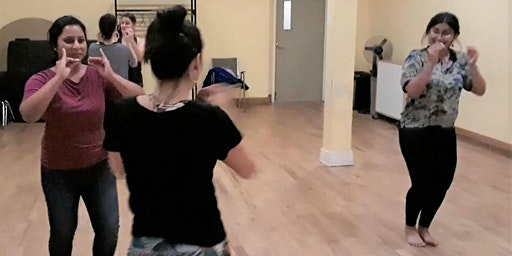 Introductory Pass To Women's Bollywood Dance Choreography - Annex