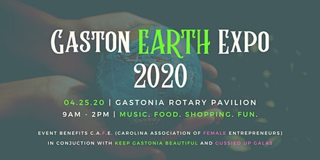 Vendor Fee for Gaston EARTH Expo 2020 - POSTPONED TO 10/10/20 tickets