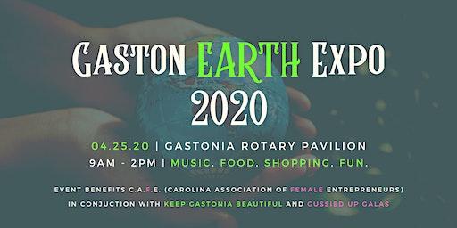Vendor Fee for Gaston EARTH Expo 2020