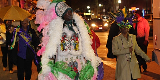 Mardi Gras San Francisco Style, Fat Tuesday in the Fillmore, 2020