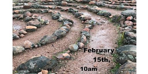 3rd Saturday Hike-- Labyrinth Walk/ Table Rock