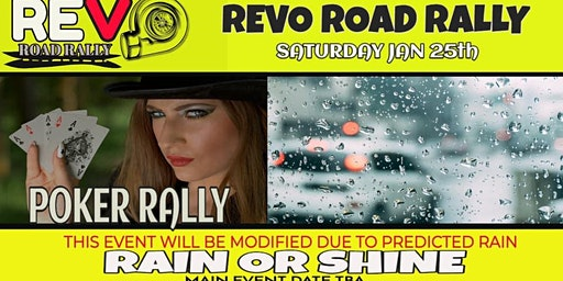 REVO Winter RALLY