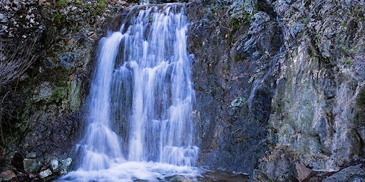 Paranormal Waterfall Hike on Mt. Diablo