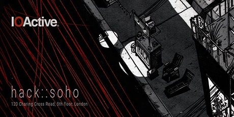 HACK::SOHO - February 2020 - Featuring Katharina Sommer tickets