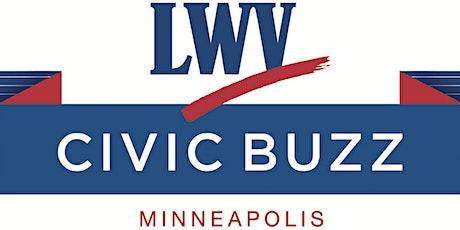Civic Buzz- Februrary 2020 tickets
