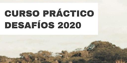 """Curso Práctico """"Desafíos 2020"""""""