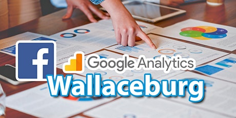 Introduction to Google and Facebook Analytics - Wallaceburg tickets
