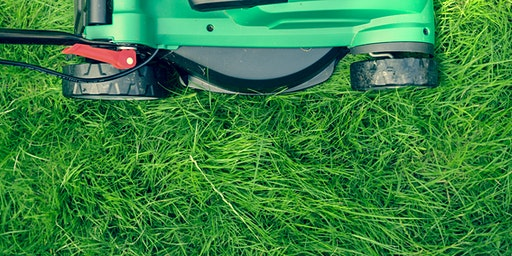 Organic Lawn Care talk--Gaithersburg Library