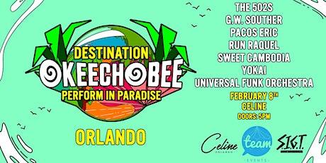 Destination Okeechobee Orlando /// SIGT tickets